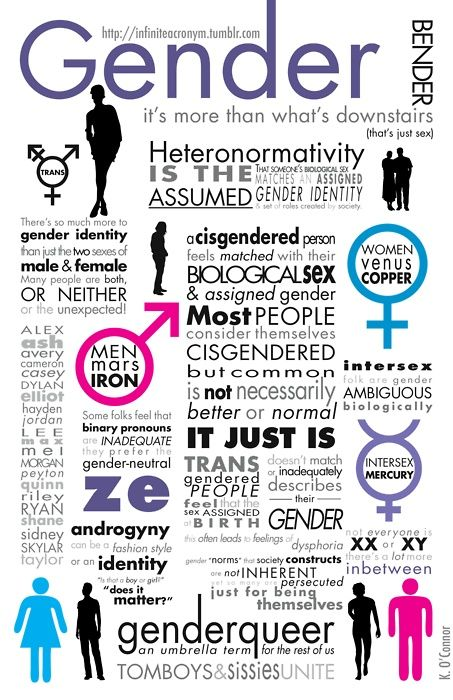 gender and identity as theoritical concepts 1 important concepts underlying gender mainstreaming gender the concept of gender needs to be understood clearly as a cross-cutting socio-cultural variable.