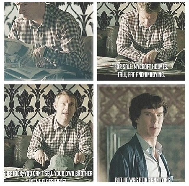 If this isn't one of the funniest sherlock memes ever, I don't know what is! Hahahaha