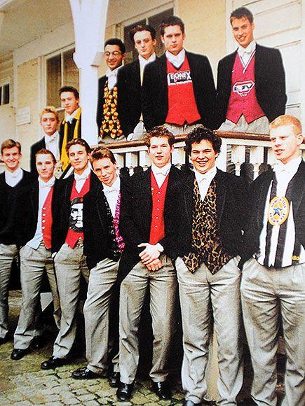 Eddie Redmayne and Prince William Went to Eton College Together (PHOTO)