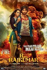 R...Rajkumar (Hindi) @ AMC Star Southfiled. Dec 06 - Dec 12