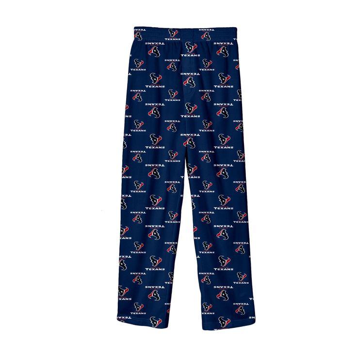 NFL Houston Texans Lounge Pants XS, Boy's