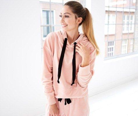 Hunkemoller blogger sportswear collection