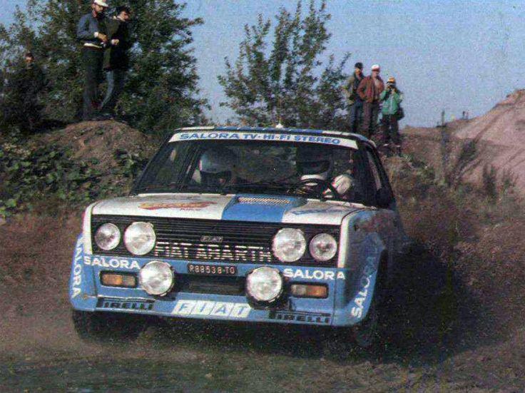 Alen Kiwimaki 1000 Laghi 1980