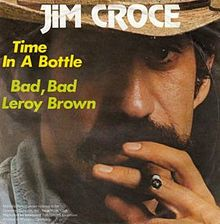Struggling throughout his short life to make a name for himself, Jim Croce didn't begin to achieve that goal until shortly before his untimely death in a plane crash in 1973, along with 5 others. Croce was only 30 years old. His widow Ingrid runs Croce's Park West restaurant in San Diego to this day. The Croces' son Adrian James is a singer-songwriter, musician, and pianist, and he owns and operates his own record label, Seedling Records.
