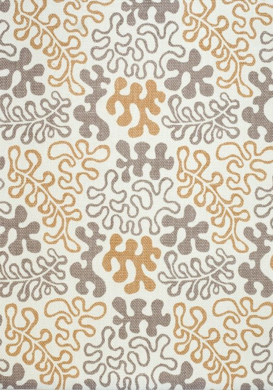 Sarafan fabric linen sarafan fabric linen organic print in shades of brown all rapture wright fabrics and papers are hand printed to order