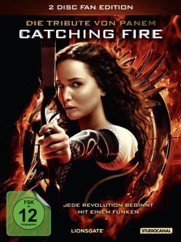 Die Tribute von Panem -  Catching Fire (2 Disc Fan Edition) DVD ~ Jennifer Lawrence, http://www.amazon.de/dp/B00GY3FM6Y/ref=cm_sw_r_pi_dp_Cfuntb0JD6V6X
