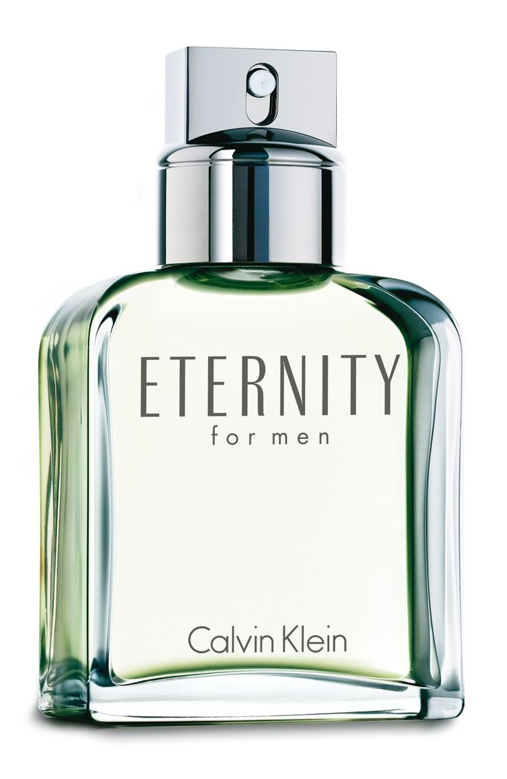 Eternity Calvin Klein, my favorite men's cologne