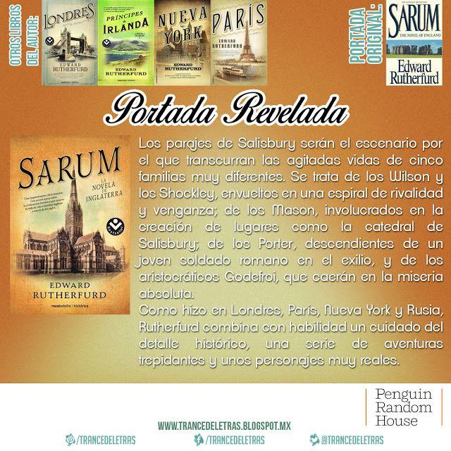 """Sarum""de Edward Rutherfurd"