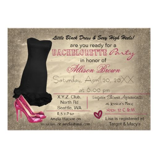 194 best Hens Night Invitations images – Hen Party Invitation Ideas