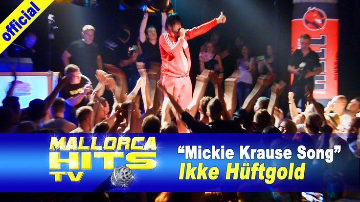 Der Mickie Krause Song von Ikke Hüftgold -live auf der Mallorca Opening Party 2014 in Durmersheim. Ikke Hüftgold ist auch 2014 wieder richtig gut am Start. http://mallorcahitstv.de/2014/05/ikke-hueftgold-mickie-krause-song-mallorca-opening-party/