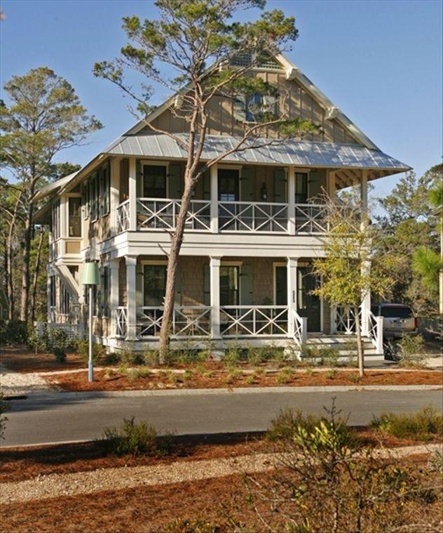 Panhandle Beach House Rentals: Dream Property- Beachfront Home Tour