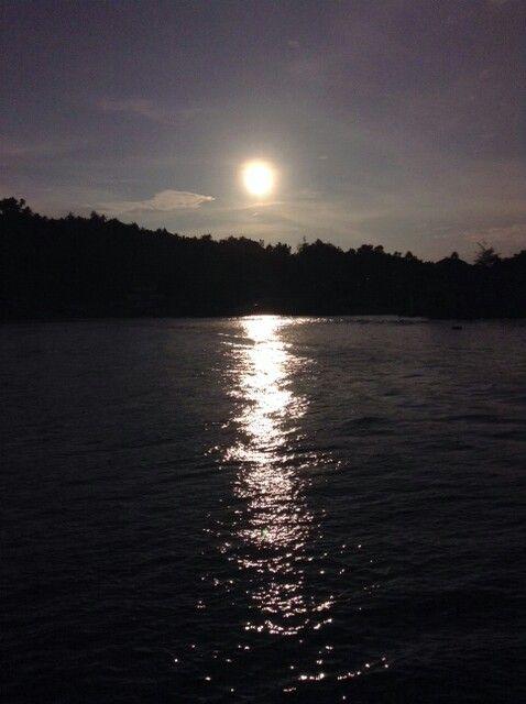Sunset howuhowu beach @NiasSelatan