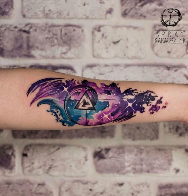 nebula tattoo designs - photo #48