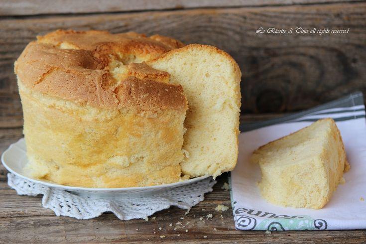 Chiffon cake al limone profumatissimo e sofficissimo,una ricetta dal successo assicurato,facile e deliziosa!!Un ciambellone americano alto e morbidissimo