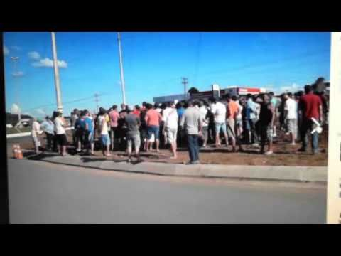 25/02 Comunidade - Situação das estradas em SC com a greve