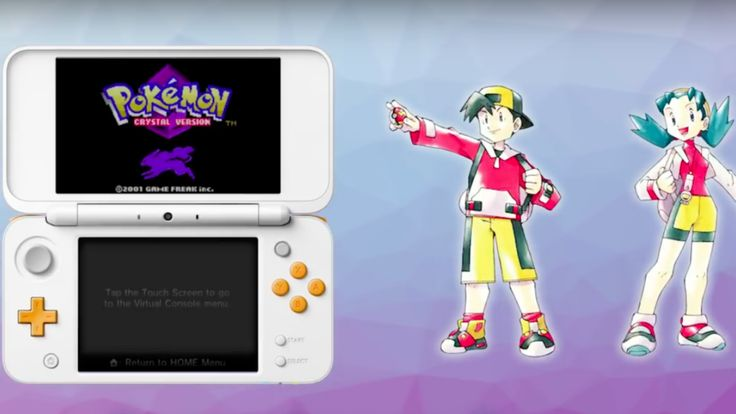 Pokemon Crystal Official 3DS Announcement Trailer The Game Boy Color classic will come to the Virtual Console on January 26. December 14 2017 at 03:02PM  https://www.youtube.com/user/ScottDogGaming