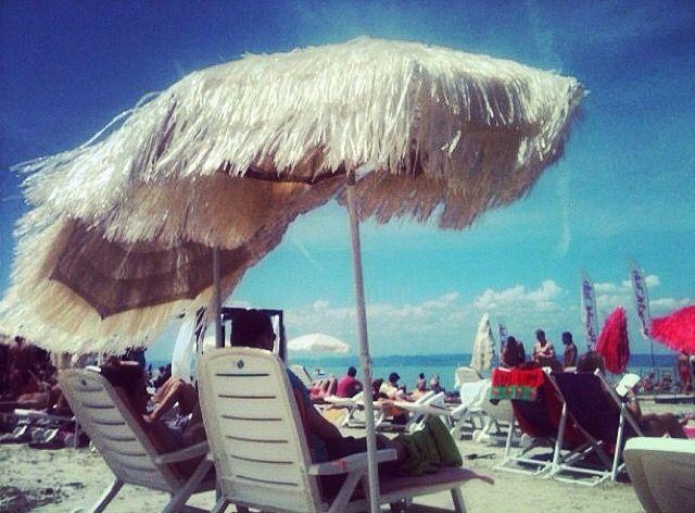 Hungary Siófok beach club