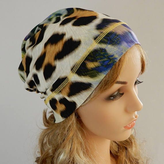 Summer beanie hat women Viscose jersey beanie Chemo headcover