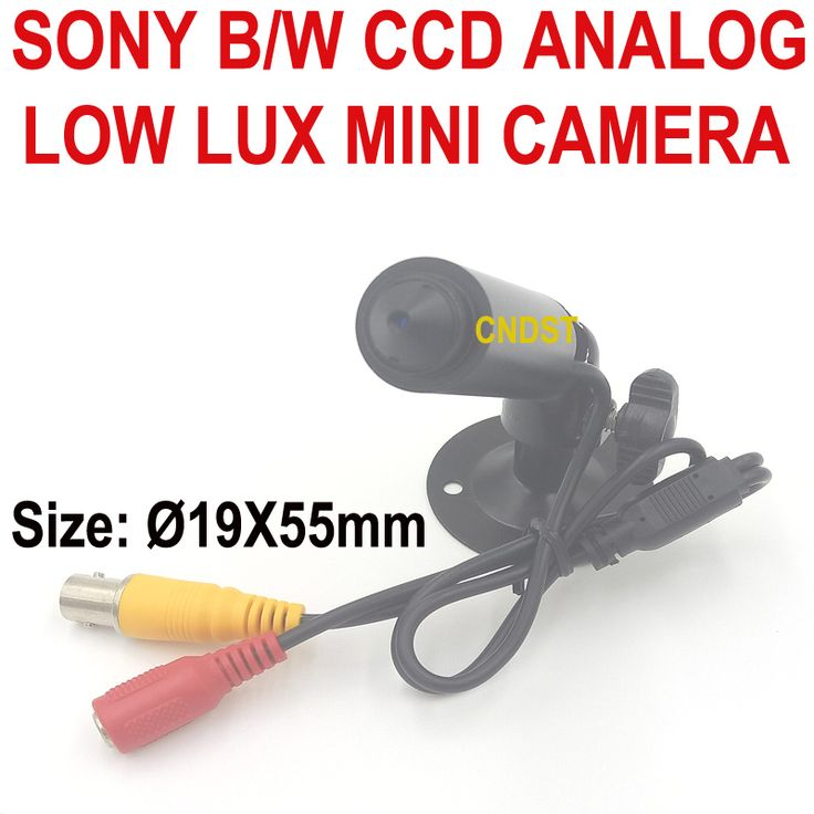 Cndstミニ弾丸黒と白ソニーccdカメラ低ルクス0.0003lux 480tvl 600tvl f3.7mmピンホールレンズマイクロ産業用カメラ