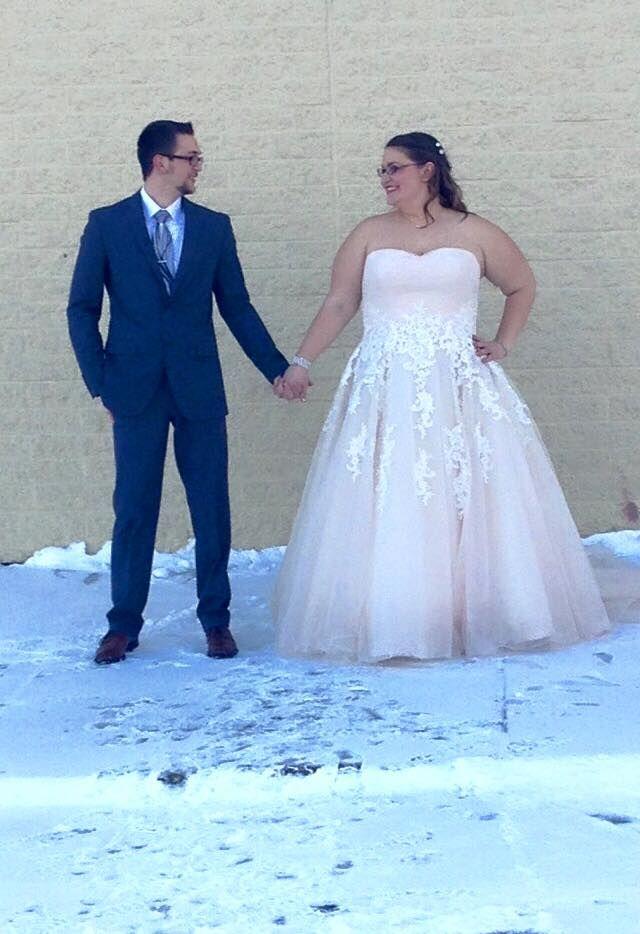 17 Best Images About Luxe Brides Plus Size Wedding Dresses