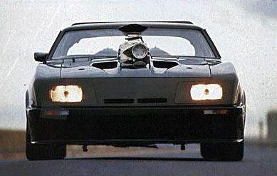 Mad Max Interceptor/cars of Mad Max
