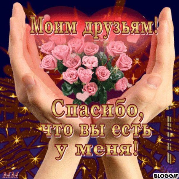 Диметродона, открытка с надписью дорогим моим друзьями