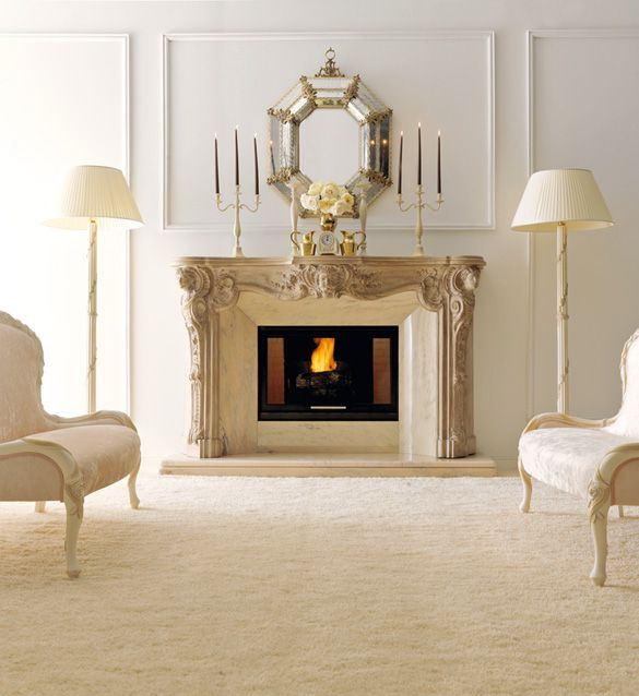 Reproduction Italian Fireplace Surround Great Pictures