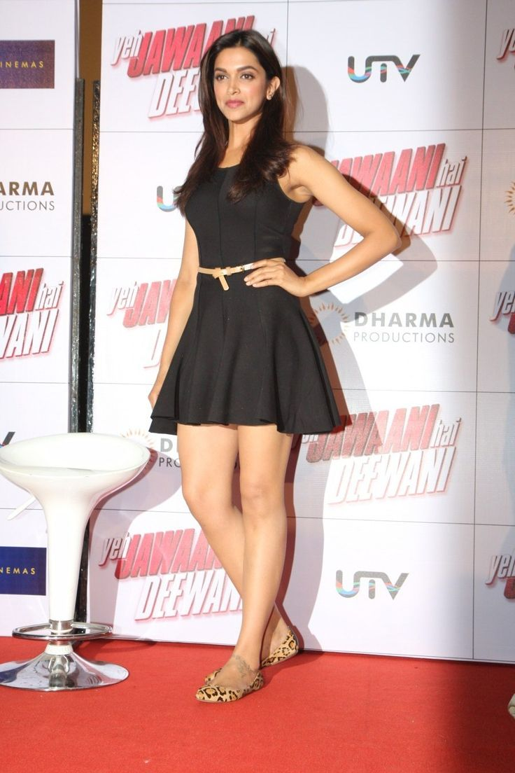 Deepika Padukone Launches First Look of Yeh Jawani Hai Deewani.