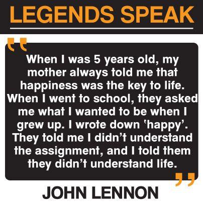 John Lennon The Beatles quote