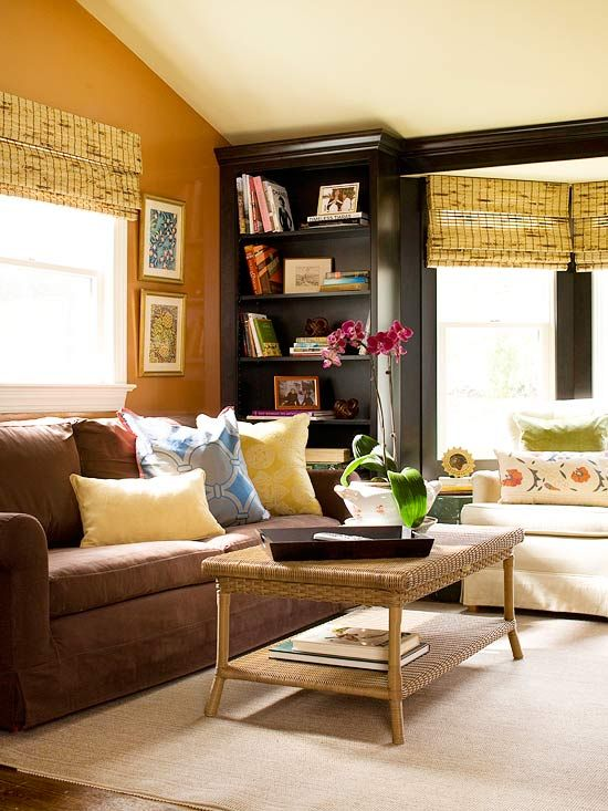 Brown And Black Living Room Ideas Captivating 2018