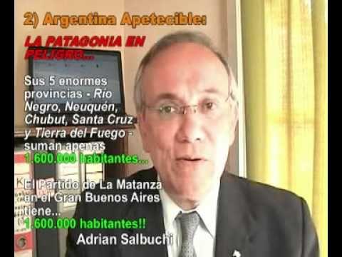 La Patagonia es la región más austral de la Argentina y Chile. Una región que ha sido objeto de interés por parte de la élite del poder mundial. No es de ext...
