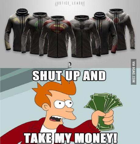 Justice League Hoodie