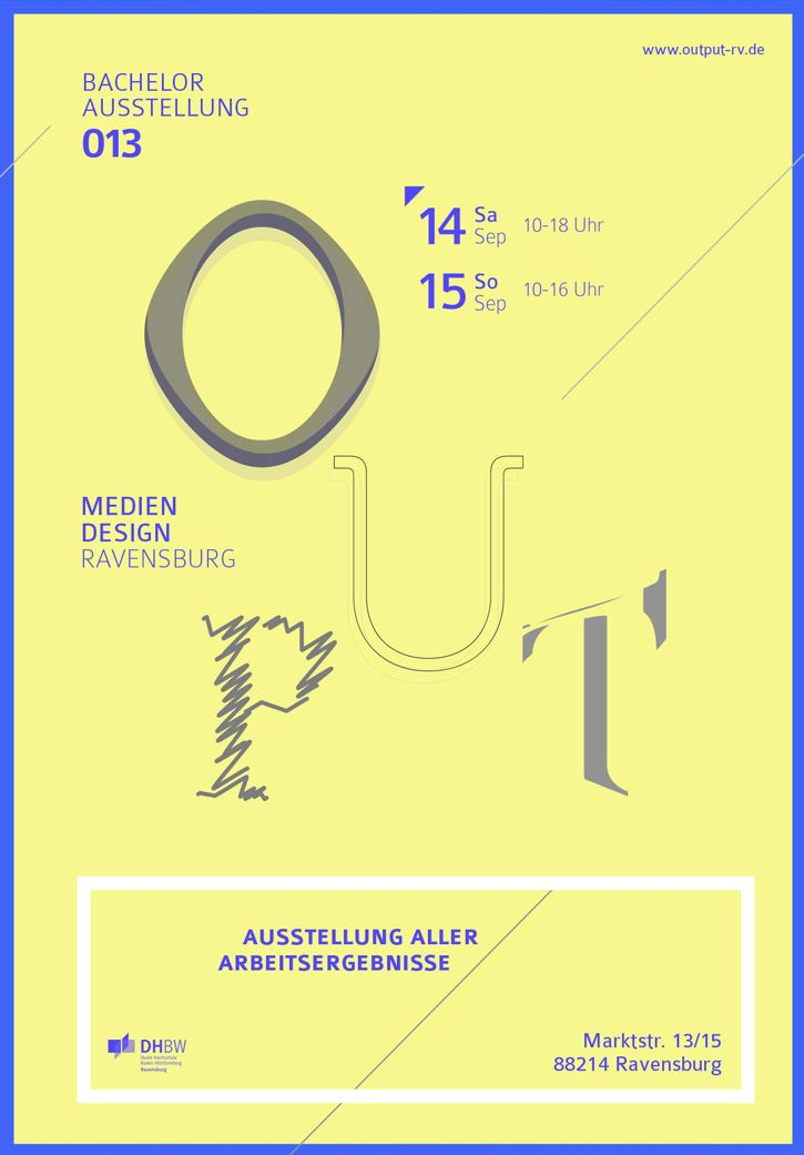 unofficial exhibition poster http://www.behance.net/bartoschdebicki