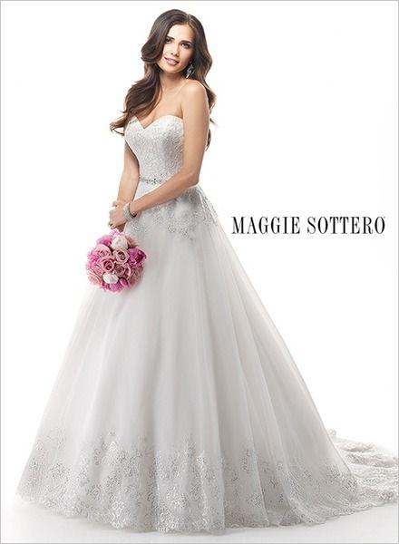 Maggie Sottero 2015 - Zendaya - Matrimonio.it