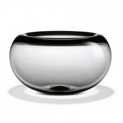 Glasschale Provence, Smoke, Ø 31cm - Holmegaard | SCHÖNER WOHNEN