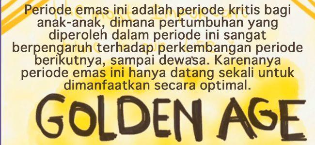 Anak usia dini adalah periode emas (golden period) bagi perkembangan anak untuk memperoleh proses pendidikan. Berdasarkan penelitian, sekitar 50% dari kemampuan dan kecerdasan dewasa telah terjadi ketika berusia 4 tahun. 30% berikutnya terjadi ketika berumur 8 tahun, dan mencapai puncak ketika anak itu sekitar 18 tahun. Hal Ini berarti bahwa perkembangan terjadi dalam 4 tahun […]