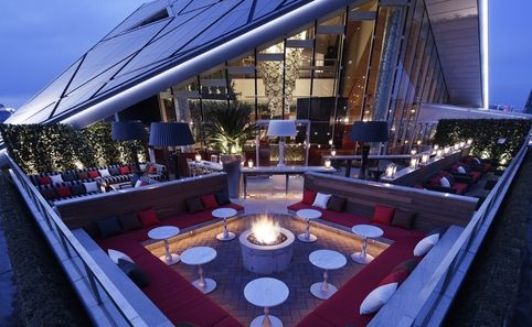 Tokyo's best terrace bars and restaurants