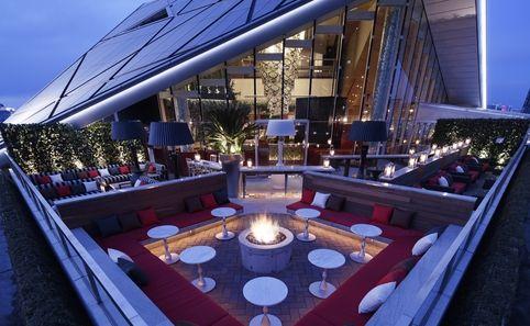 Tokyo's best terrace bars and restaurants