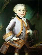 Die Blinde Kuh: Berühmte Kinder - Wolfgang Amadeus Mozart