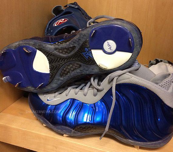 low priced 4802e dc598 Nike Foamposite Custom Cleats   Kicks   Nike foamposite, Sneakers nike, Nike