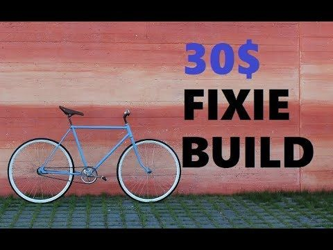 I Gave New Life To A Rusty Bike Videography Fixie Old Bikes Bike