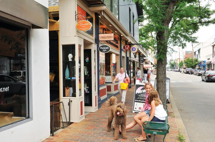The Walnut Street and Ellsworth Avenue business corridors in Shadyside are filled with quaint and eclectic shops, galleries, #boutiques, salons, and restaurants. Independent businesses mix with large retailers in a charming, tree-lined neighborhood just minutes from Pittsburgh's major universities and hospitals.