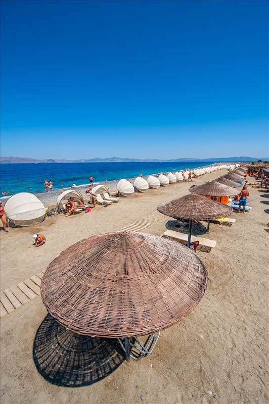 Psalidi Beach Kos, Greece  Summer vacation 2014