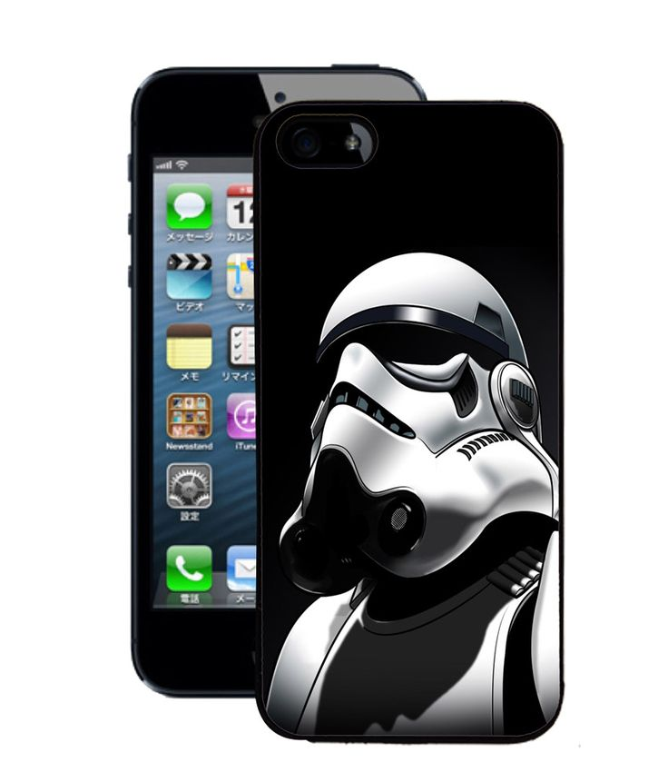 Iphone 4 2D Cover Starwars