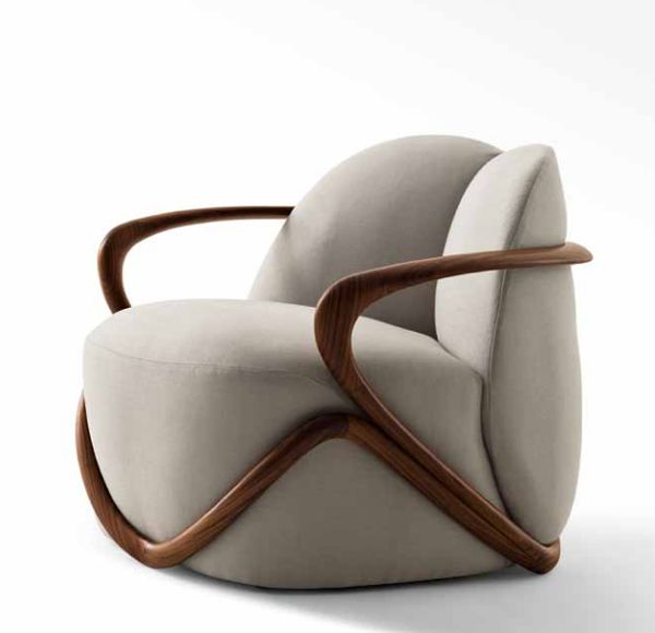 HUG – armchair from Giorgetti | deco NICHE