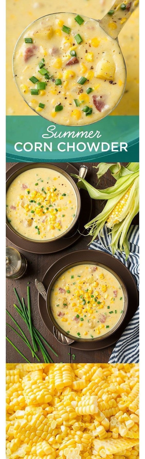 Summer Corn Chowder recipe.