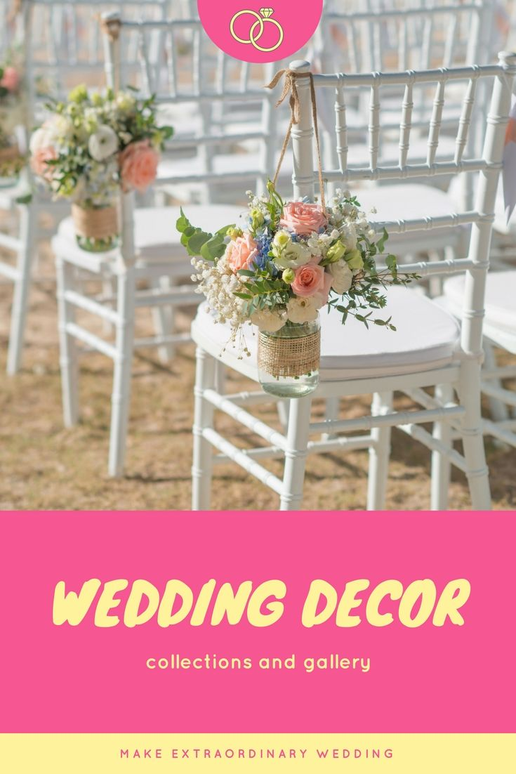 Wedding reception wedding decorations 2018  Design Your Personal Wedding Reception With The Help Of These Up To
