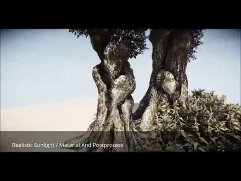 Unreal Engine Technical Artist Portfolio - YouTube