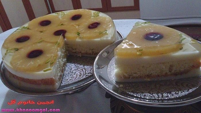 دسر لاوانتین Desserts Food Pudding