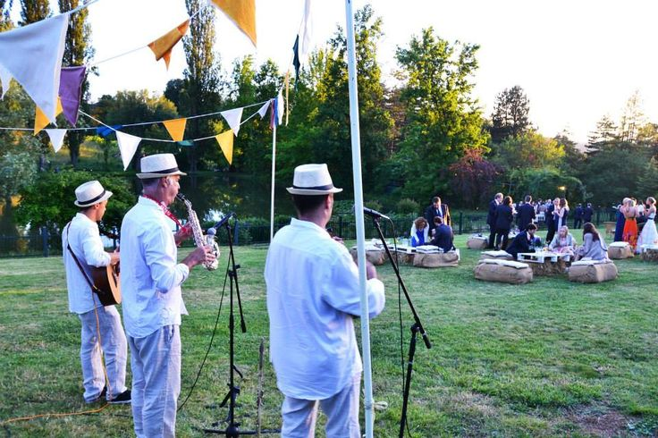band country wedding